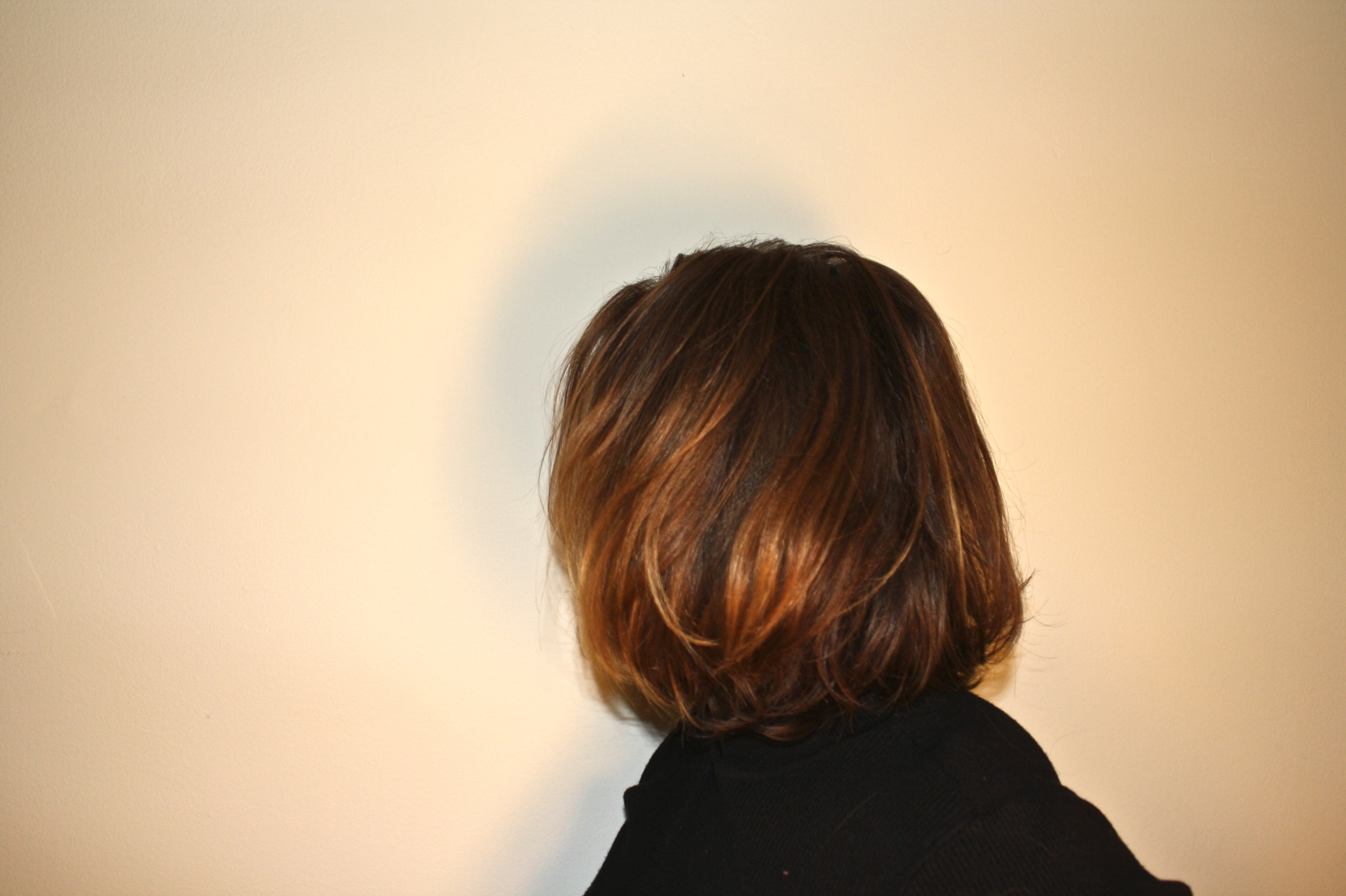 all you need is blush short hair