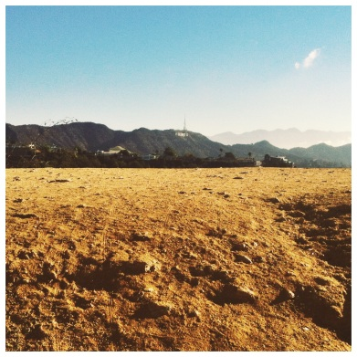 Early Morning @ Runyan Canyon