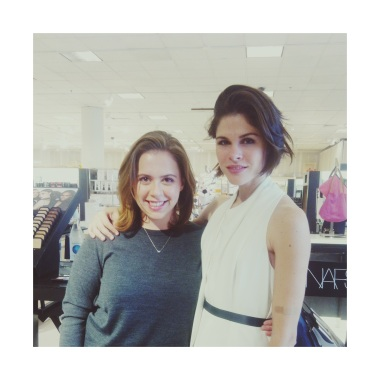 NARS x Nordstrom Event with Emily Weiss of Into the Gloss