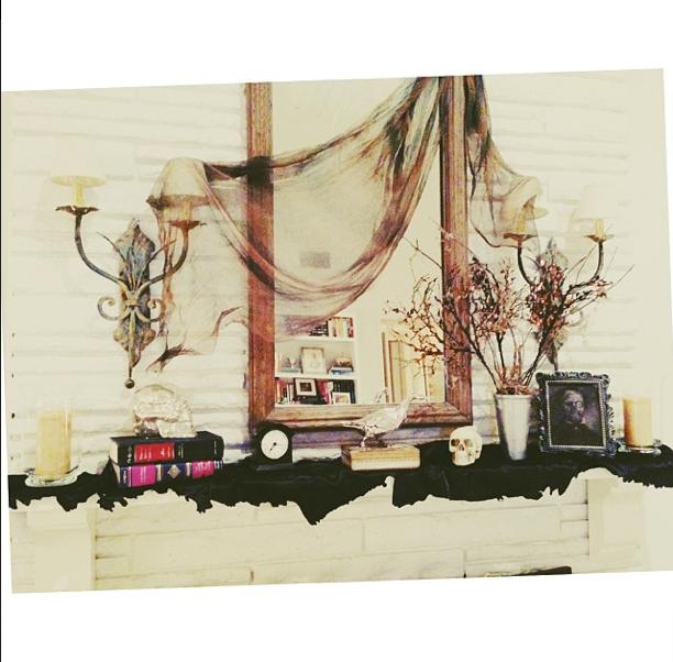 Halloween Decorations @ Blush Manor