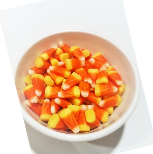 Candy Corn: My kryptonite