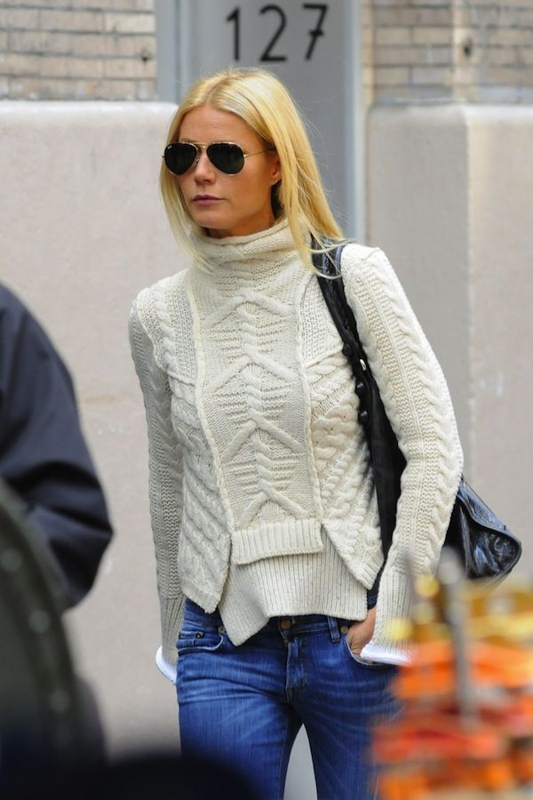 gwen stefani sweater all you need is Blush