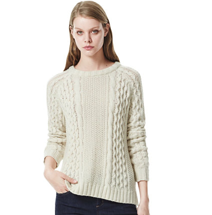 Theory Cableknit Sweater