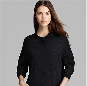LNA Cableknit Sweater