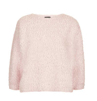 Topshop Fluffy Sweater