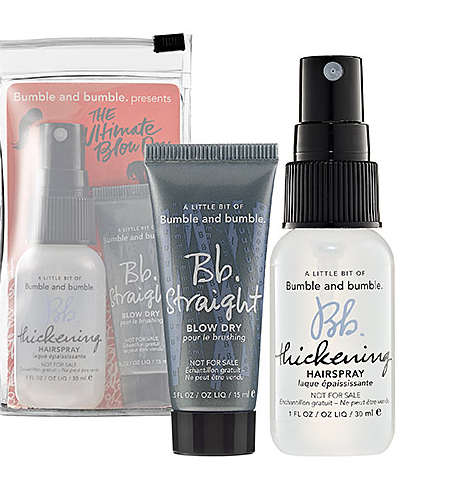 Bumble & Bumble Travel Styling Set