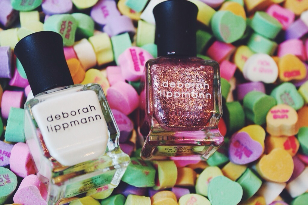 Deborah Lippmann in Sarah Smiles + An Enchanted Evening