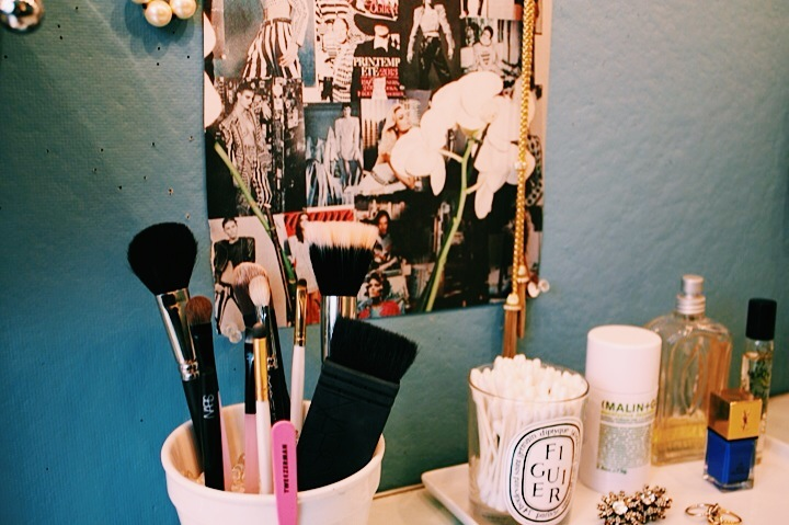 vanity organization all you need is blush2