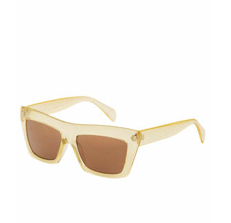 Topshop Wicked Chunky Sunglasses