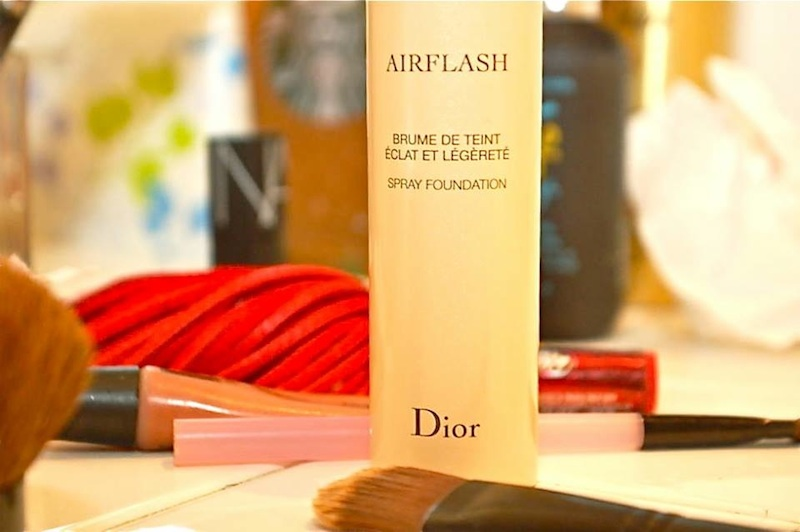 Diorskin Airbrush Foundation All You Need is Blush