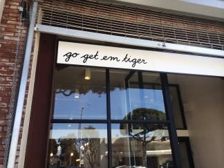Go Get Em Tiger Larchmont