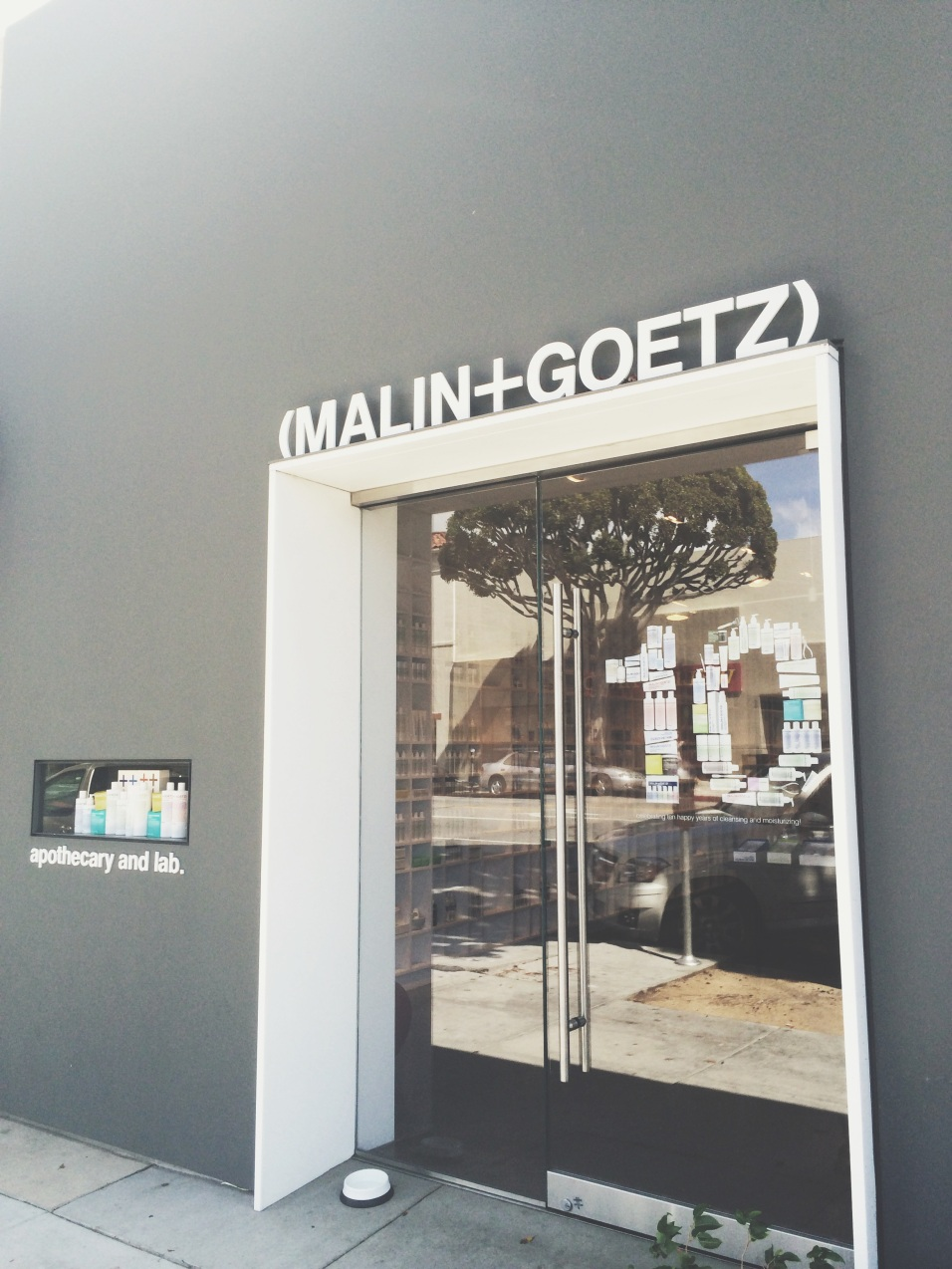 Malin + Goetz Larchmont