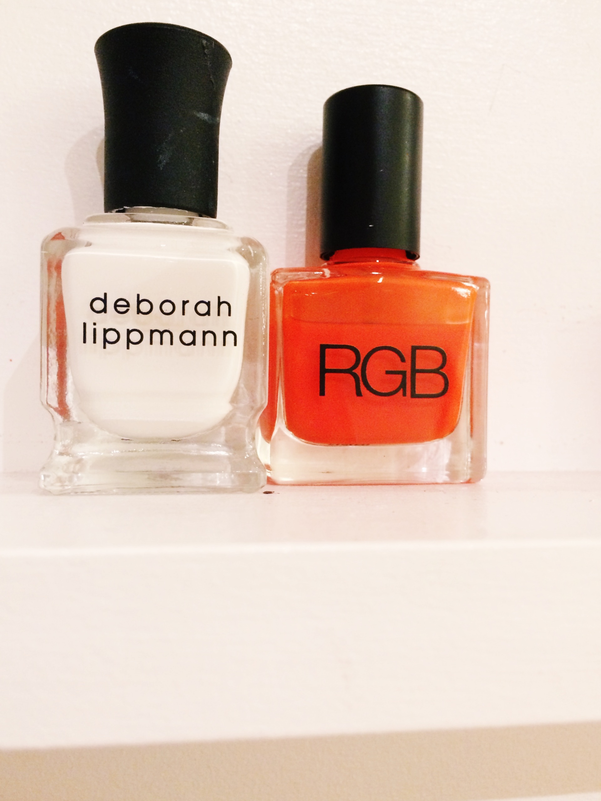 Deborah Lippmann & RGB
