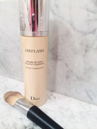 Diorskin Airflash Foundation All You Need is Blush