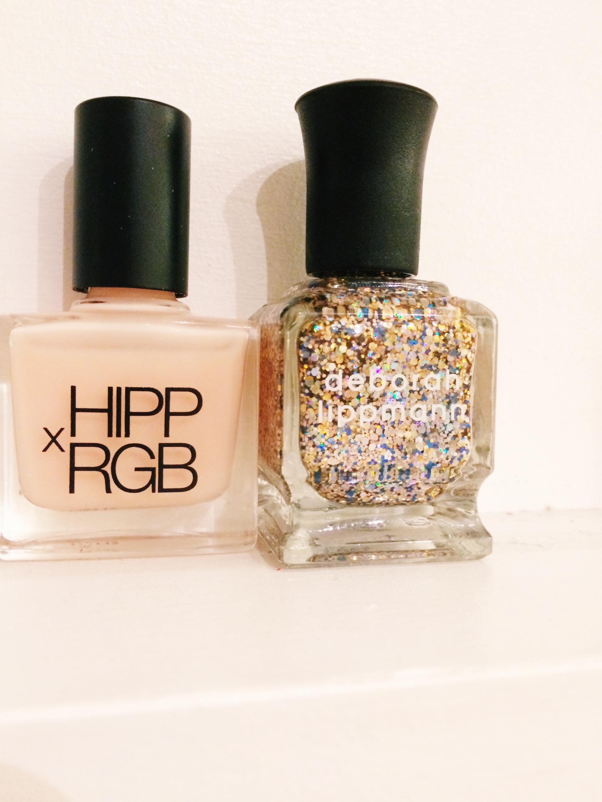 Hipp x RGB & Deborah Lippmann