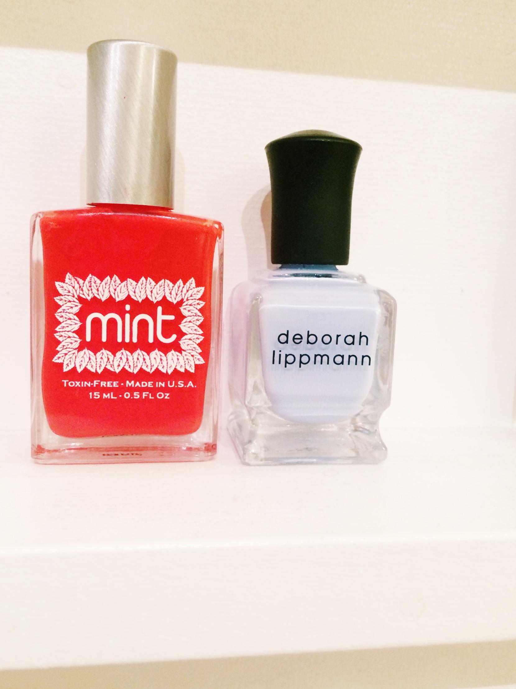 Deborah Lippmann & Mint