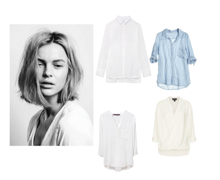 Loose Button Downs