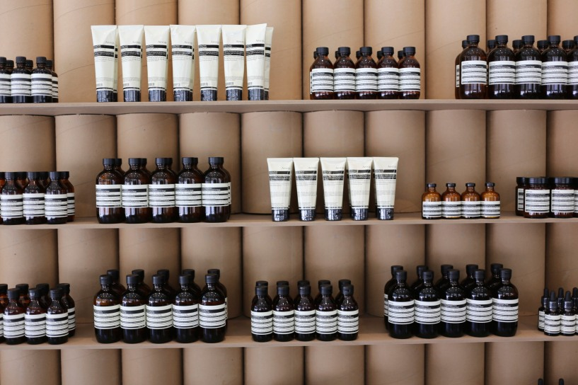 Aesop DTLA All You Need is Blush 5