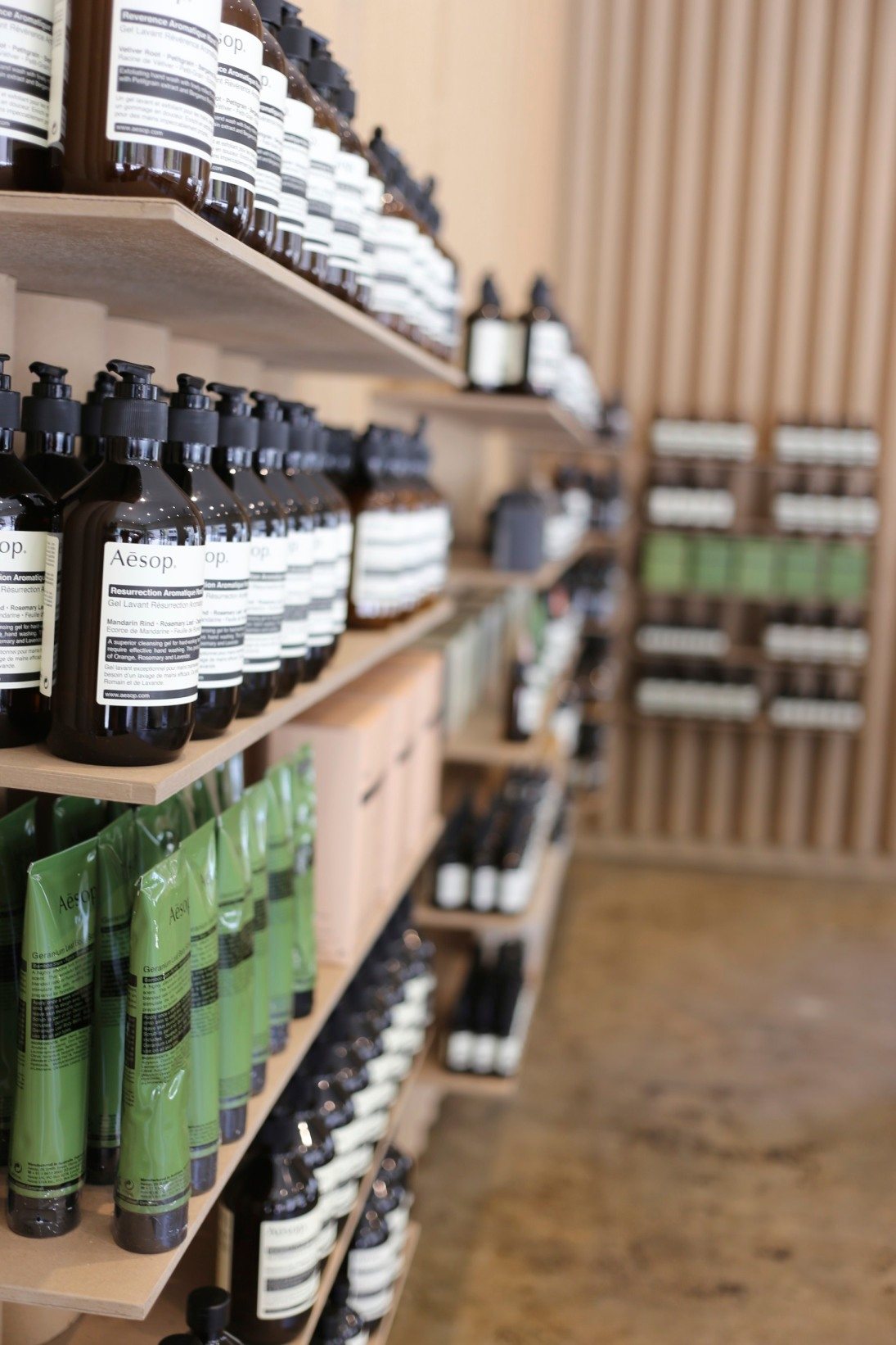 Aesop DTLA All You Need is Blush 3