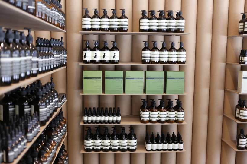 Aesop DTLA All You Need is Blush 1