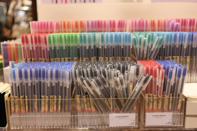 MUJI Pens 1 All You Need is Blush