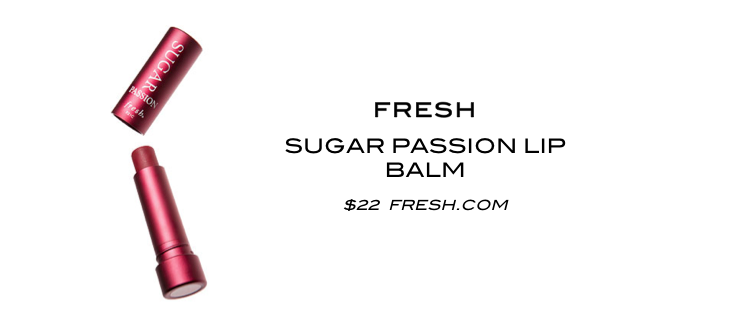 FRESH SUGAR LIP BALM