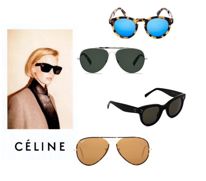 July 2014 Sunglasses All You Need is Blush