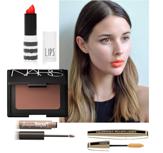 July 2014 Makeup All You Need is Blush