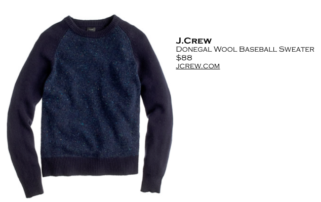 JCrewSweater