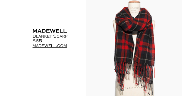 MadewellBlanketScarf