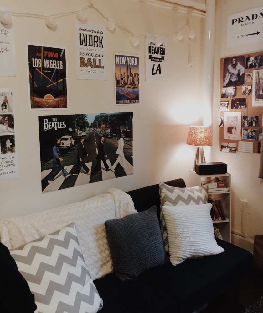 Dorm Room '14