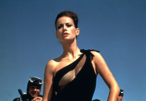 1965 Claudine Auger in Thunderball