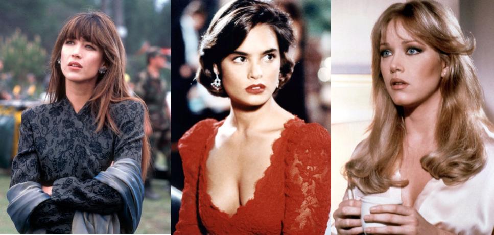 Best of the Bond Girls