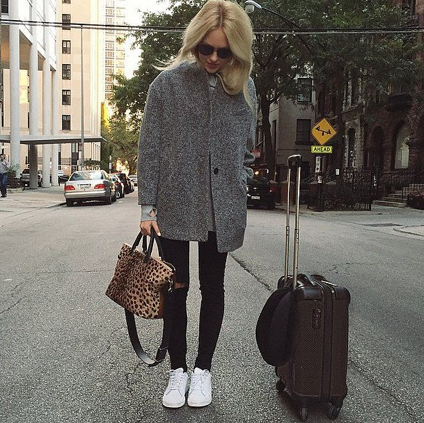 Athleisure Travel