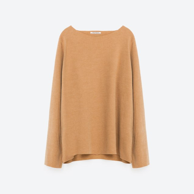 zara-bell-sleeve-sweater